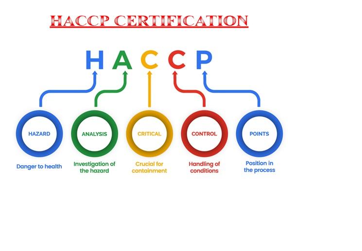 THỦ TỤC XIN GIẤY CHỨNG NHẬN HACCP
