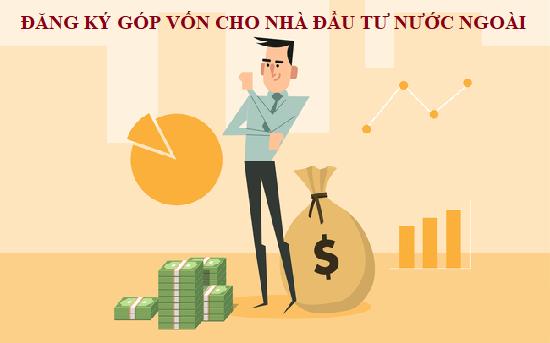 Thủ tục góp vốn của nhà đầu tư nước ngoài