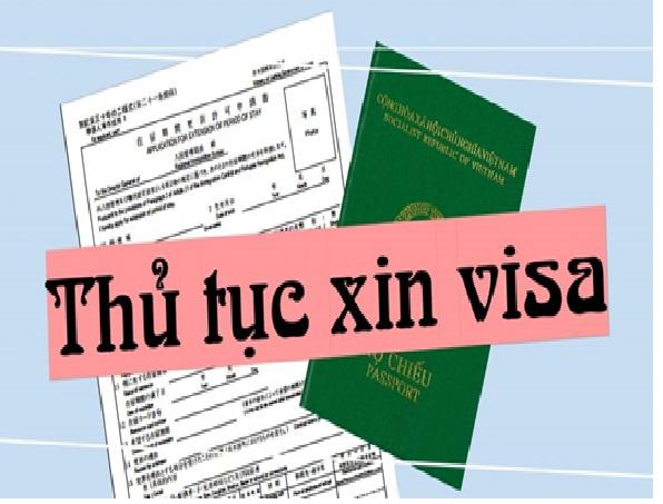 Xin Visa cho người nước ngoài