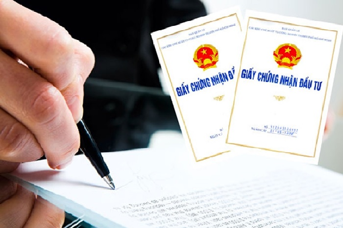 dịch vụ thay đổi giấy chứng nhận đầu tư