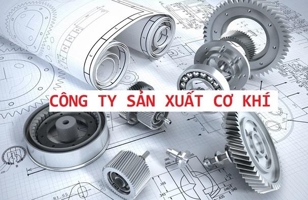 Thủ tục mở công ty sản xuất cơ khí