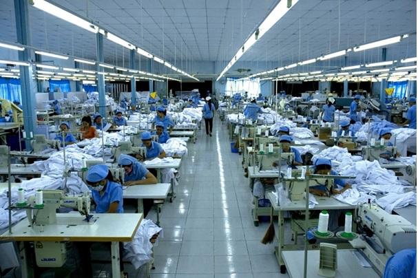 Thủ tục mở công ty sản xuất hàng may mặc