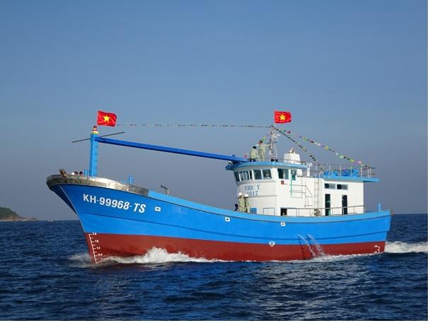 Thủ tục thành lập công ty đóng tàu biển